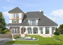 Проект дома LK&673