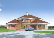 Проект дома LK&678