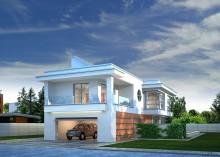 Проект дома LK&683