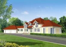 Проект дома LK&703