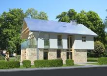 Проект дома LK&704