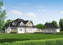 Проект дома LK&705