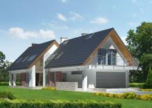 Проект дома LK&709