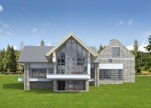 Проект дома LK&714