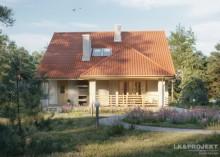 Проект дома LK&724