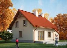 Проект дома LK&726