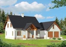 Проект дома LK&728