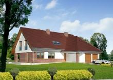 Проект дома LK&733