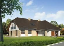 Проект дома LK&743