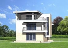 Проект дома LK&744