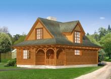 Проект дома LK&746