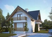 Проект дома LK&752