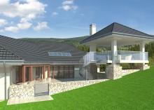 Проект дома LK&755