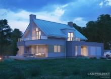 Проект дома LK&756