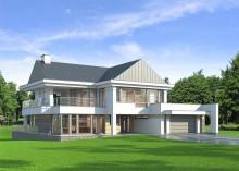 Проект дома LK&760