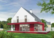 Проект дома LK&761