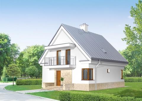 Проект дома LK&764