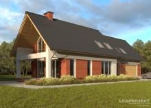 Проект дома LK&765