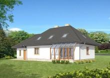 Проект дома LK&767