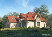 Проект дома LK&770