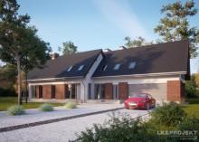 Проект дома LK&771
