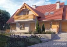Проект дома LK&776