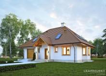 Проект дома LK&778