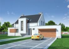 Проект дома LK&780