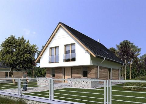Проект дома LK&783
