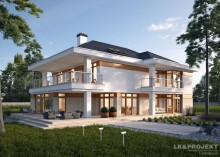 Проект дома LK&788