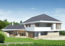 Проект дома LK&789