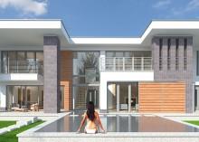 Проект дома LK&790