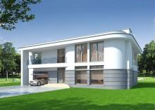 Проект дома LK&800