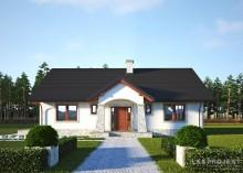 Проект дома LK&806