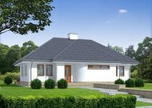 Проект дома LK&810