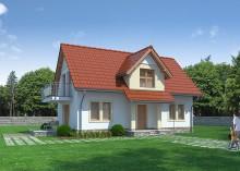 Проект дома LK&812