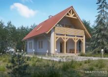 Проект дома LK&823