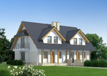 Проект дома LK&825