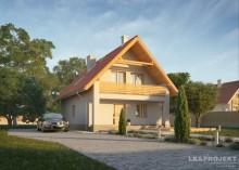 Проект дома LK&830