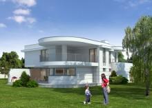 Проект дома LK&840