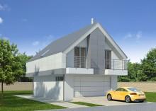 Проект дома LK&841