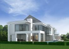 Проект дома LK&843