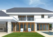 Проект дома LK&846