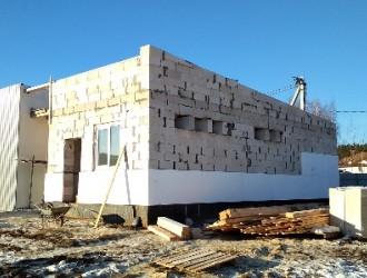 Реконструкция с модернизацией здания в пос. Колодищи