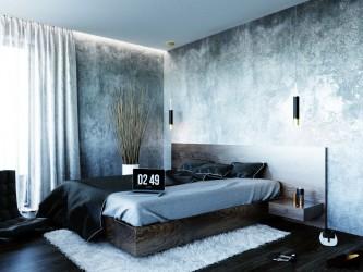 Дизайн-проект 2-этажного коттеджа в пос. Верхуртово (Подмосковье)