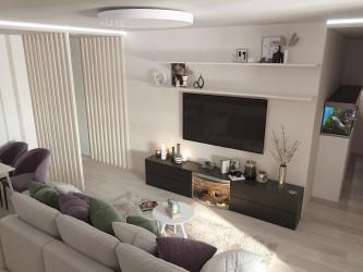 Дизайн интерьера 3-комнатной квартиры SYDNEY 181