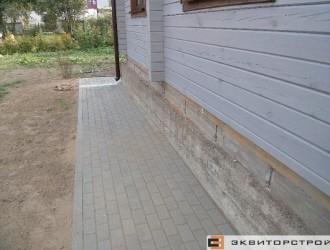 Благоустройство территории в Острошицком Городке
