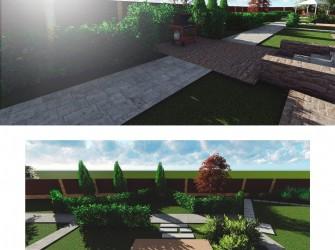 Генеральный план и проект благоустройства в поселке Ратомка