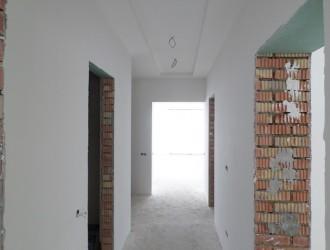 Внутренняя отделка коттеджа в поселке Криничный