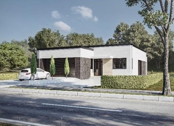 Разработка проектной документации индивидуального жилого дома Каири (г. Томск)
